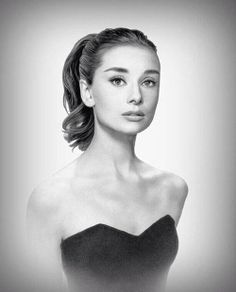 Audrey Hepburn - perfection