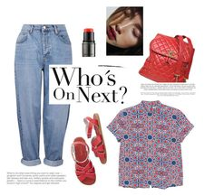 """""""""""Moonlight floods the whole sky from horizon to horizon; How much it can fill your room depends on its windows."""" -Rumi, The Essential Rumi"""" by are-you-with-me ❤ liked on Polyvore featuring Monki, Topshop, Salt Water Sandals, Burberry and Chanel"""