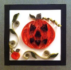 Halloween is right around the corner, so roll up some Halloween quilling projects to celebrate! Make adorable cards, jewelry or treats to hand out to trick-or-treaters.