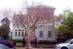 The Protestant Home for Babies - former location 1233 Eighth Street New Orleans, LA 70115   (They handled my adoption in 1970.)
