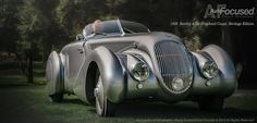 1936 Bentely 4.5 Derby Drophead Coupe´ by Auto-Focused  on 500px