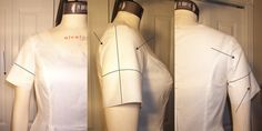 Interesting Blog post on 'Fitting Sleeves' (From 'In-House Patterns'). See also 'Fitting Sleeves Continued': http://inhousepatterns.com/blogs/news/5781382-fitting-sleeves-continued, and 'Fitting Sleeves - Ease': http://inhousepatterns.com/blogs/news/5803901-fitting-sleeves-ease too.