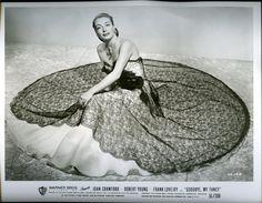 """Joan Crawford publicity still for """"Goodbye My Fancy"""", 1951"""