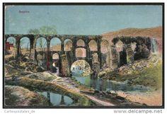 Kızılçullu su kemerleri, Buca, İzmir.