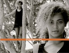 Beyonce Release A Pic Of Her Wearing NO MAKEUP . . . And She Looks SO YOUNG Without Her Face BEAT!!!
