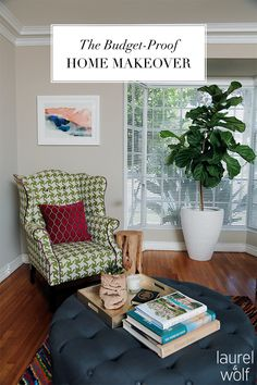It's possible. An affordable home makeover with expert interior designers. Simply transform your space with one flat fee entirely online. Our designers work with your budget, and give you a final shopping list to beautify your space. Visit Laurel & Wolf to learn more!