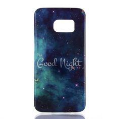 Coque TPU Samsung Galaxy S7 Good Night