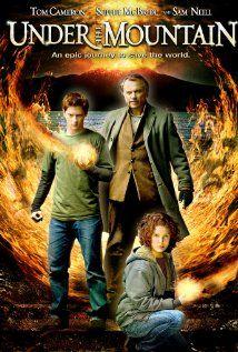 Under The Mountain (2009) Teenage twins battle dark forces hidden beneath Auckland's volcanoes.