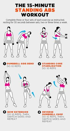 get rid of abdominal fat workout