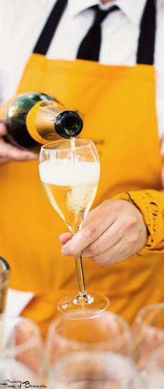 ~Veuve Clicquot Champagne on the French Riviera | House of Beccaria