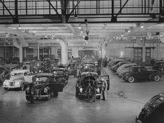 Ford Rouge Plant Fotografie-Druck von Lass bei AllPosters.de