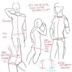 tips for avoiding stiff poses