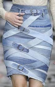 Resultado de imagen para robe jean denim c est beau la vie