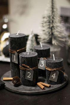 adventskranz selber basteln 4 einfache anleitungen mit. Black Bedroom Furniture Sets. Home Design Ideas