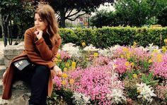 Paris. Flowers. Spring 2016