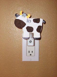 Found on Etsy: Farm animal night light Nursery Light Farm Cow Nursery, Farm Animal Nursery, Farm Themed Nursery, Babies Nursery, Room Baby, Animal Night Light, Nursery Themes, Nursery Ideas, Room Ideas