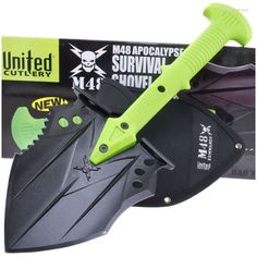 United Cutlery UC3006 M48 Kommando Apocalypse Combat Shovel | MooseCreekGear.com | Outdoor Gear — Worldwide Delivery! | Pocket Knives - Fixed Blade Knives - Folding Knives - Survival Gear - Tactical Gear