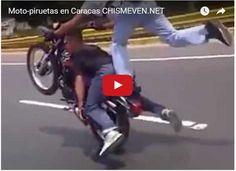Moto-piruetas aterrorizan en la autopista  http://www.facebook.com/pages/p/584631925064466