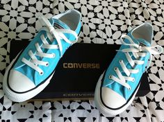 Baby Blue All-Star Converse from Journeys