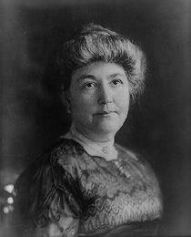 Ellen Louise Axson Wilson, 1913–1914  (First wife of Woodrow Wilson)