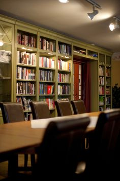 Conference Facilities, Bookcase, Shelves, Room, Home Decor, Bedroom, Shelving, Decoration Home, Room Decor