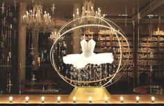 Repetto window display