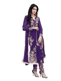 Indian Dresses Online, Suits Online Shopping, Punjabi Fashion, Salwar Kameez Online, Designer Salwar Suits, Online Collections, Saree Wedding, Designing Women, Asian Woman