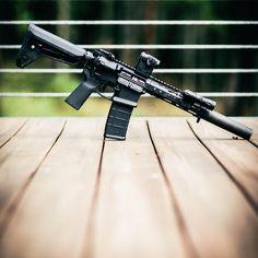 """Noveske Rifleworks on Instagram: """"Suppressed 5.56 Gen III SBR- life is good. Diplomat 5.56 barrels in stock. Link to purchase in our bio. #Noveske"""""""
