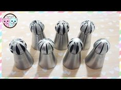 """Learn how to decorate cupcakes 7 ways using the versatile basketweave tip (#47). Want more tips? Subscribe to our channel: <a href=""""http://s.wilton.com/1JwzDKY"""" rel=""""nofollow"""" target=""""_blank"""">s.wilton.com/1JwzDKY</a> INGRED..."""