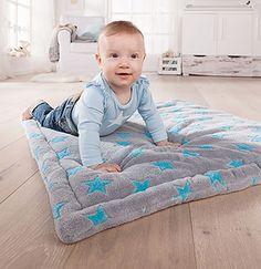 Idée créative - Couverture d'éveil pour bébé étoiles. - buttinette - loisirs créatifs