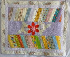 Click on my business name below to buy.  QUILT BABY BLANKET Made with Chevrons and by DonnaleesTreasures, $35.00