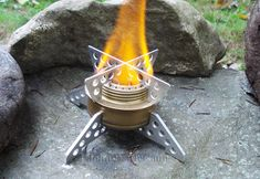 Survival Resources > Trangia Burner Pot Support and Stabilizer Mini Stove, Small Stove, Trangia Stove, How To Cook Kale, Wood Stove Cooking, Emergency Food, Emergency Preparedness, Yosemite Camping, Diy Camping