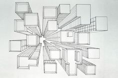 one point perspective bird's eye view - Google Search