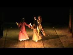 Medieval Dance. ~ This dance would certainly have many more dancers for our Medieval feast.