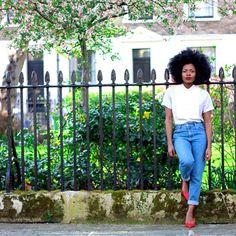 05e86f6b7302 This ASOS-Filled Instagram Is Everything. Punk FashionSchool FashionFashion  ArtMom Jeans OutfitPatent HeelsBlack Women FashionFreddie HarrelFashion ...