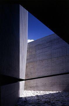 Naoshima Contemporary Art Museum, Tadao Ando. 2009. Naoshima, Japan