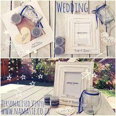 Wedding Frames, Namaste, Wedding Gifts, Mason Jars, Marriage, Candles, Heart, Shop, Products