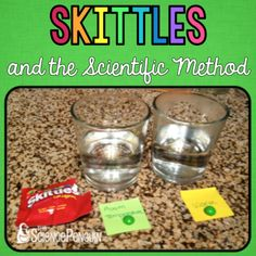 Skittles and the Scientific Method