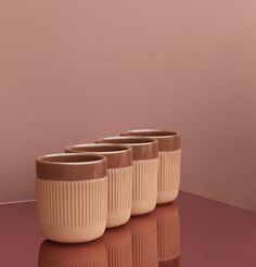 The beautiful Junto Carafe and Mug Design made of Terracotta Clay by Normann Copenhagen Junto carafe, designed by Simon Legald for Normann Copenhagen, was inspired by a traditional Spanish carafe… Scandinavian Furniture, Scandinavian Design, Danish Design Store, Water Containers, Fire Clay, Container Design, Terracota, Mug Designs, Copenhagen