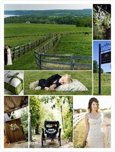 Planning a Posh Winery Wedding