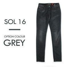 S. Oliver grey jeans IDR 170k