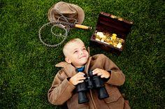 Treasure hunt fun for the kids.