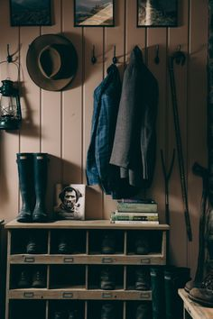 I am so happy to finally share these photos that Dean and I styled and took at a beautiful country home in the Lake District. The house was completely redecorated (and in most places rebuilt) by Field British Country, English Country Style, English Farmhouse, Country Farmhouse, Country Living, Cottage Style Mudroom, Rustic Style, Modern Rustic, Boot Room Storage