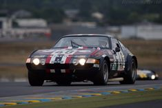 Ferrari 365 GTB/4 Daytona Group 4 (Chassis 13367 - 2014 Le Mans Classic) High Resolution Image