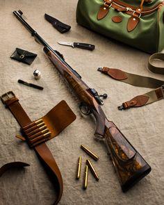 Westley Richards .460 Weatherby