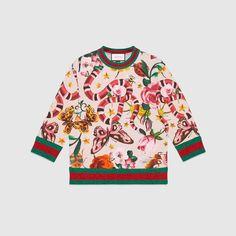 Gucci Garden exclusive sweatshirt
