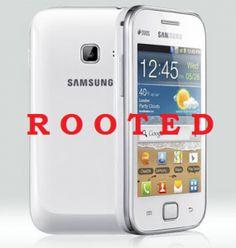 Samsung Galaxy S Duos S7562 root islmeleri yapilmaktadir