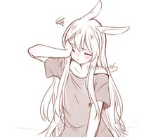 Image result for anime bunny girl