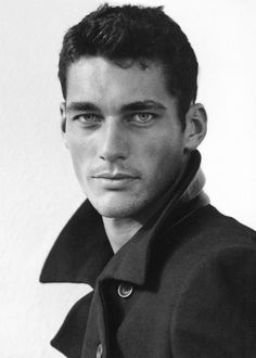A young David Gandy as a young Gabriel Emerson. I would have followed him too!