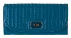 The #GraceAdele quilted envelope wallet in ocean. Megansmith717.graceadele.us